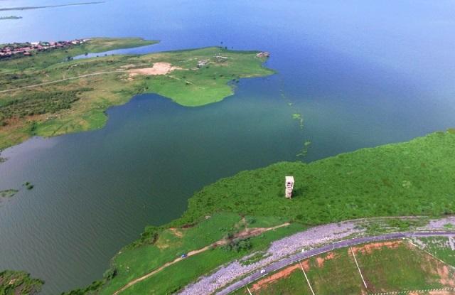 Barragem Armando Ribeiro Gonçalves acumula 52% da sua capacidade
