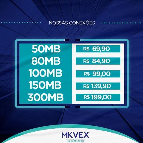 MKVex chega à Acari trazendo a velocidade da Fibra Óptica; veja nossos planos!