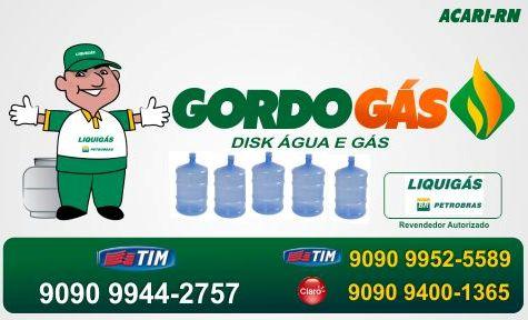 Gordo Gás: a melhor opção para Gás de cozinha e Águas de qualidade