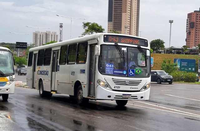 Empresas de ônibus de Natal querem receber por KM