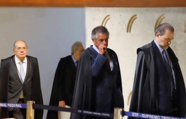 Senado tem 10 pedidos de impeachment contra ministros do STF