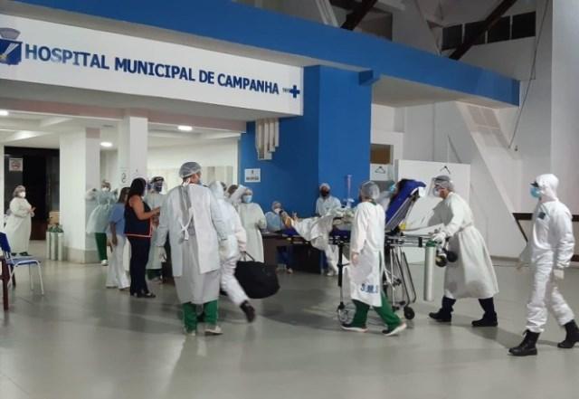 Pelo menos 86 profissionais da saúde já morreram de Covid-19 no RN desde o início da pandemia