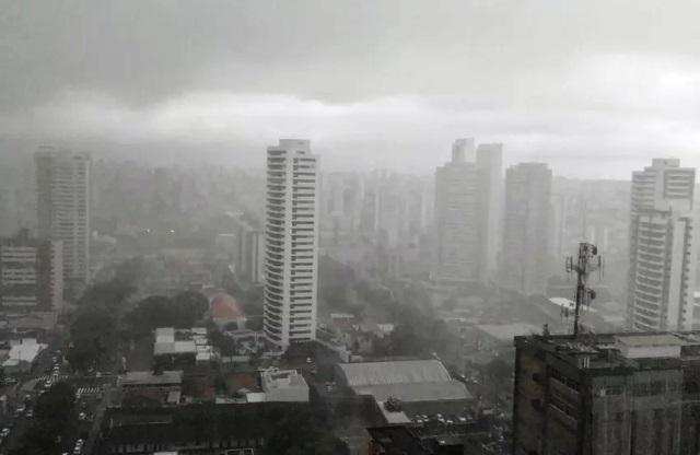 Inmet alerta para chuvas intensas em 138 cidades do RN