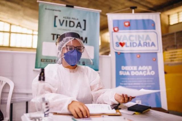 Em Natal, imunizante da Pfizer será aplicado exclusivamente no SESI