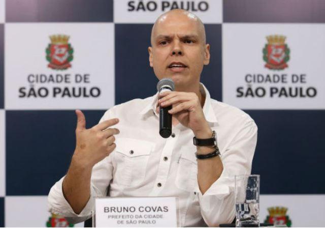 Boletim aponta 'discreto sangramento residual' em estômago de Bruno Covas