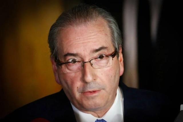 TRF-1 revoga prisão domiciliar de Cunha, que responderá em liberdade