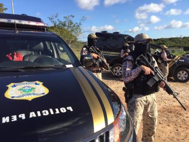 Penitenciária de Alcaçuz passa por reforço na segurança