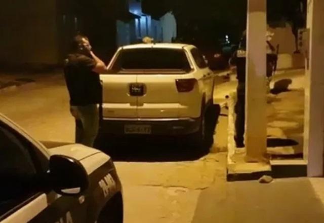 Trio é preso suspeito de explodir agência bancária em Taperoá