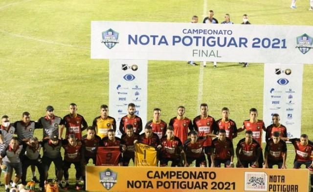 Globo FC segura empate com o ABC e conquista o Campeonato Potiguar pela primeira vez