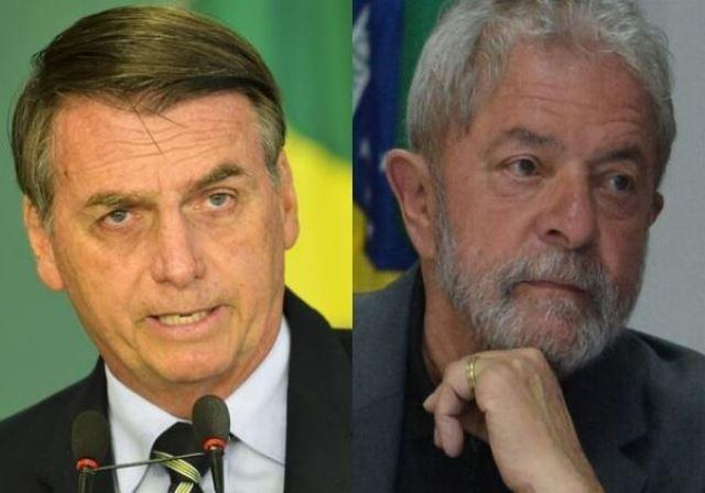 Crise em Cuba derruba Lula em popularidade digital, e internação impulsiona Bolsonaro