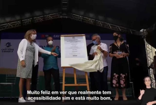 Ministro Rogério Marinho entrega moradias em João Pessoa e vai beneficiar mais de 800 pessoas