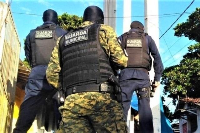 Guarda Municipal detém homem por desacato e apreende equipamento de som no Alecrim