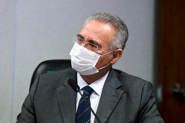 """Renan recua e diz estar aberto a mudanças no relatório: """"É da maioria da CPI"""""""