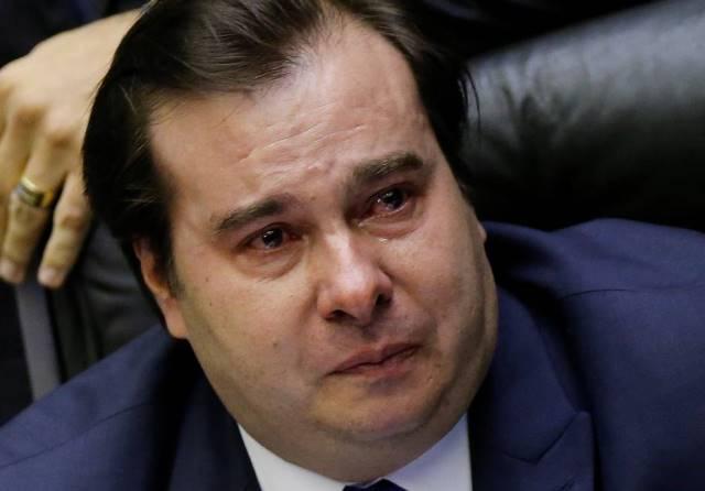 Maia se desespera e diz que com Ciro na Casa Civil chance de impeachment 'vai a zero'