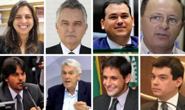 Rafael Motta e João Maia terão dificuldades de fazerem uma nominata solo