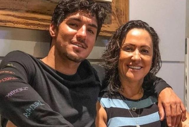 """Gabriel Medina faz acordo milionário com a própria mãe para """"ter paz"""""""