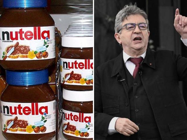 Candidato à presidência da França quer proibir a Nutella no país