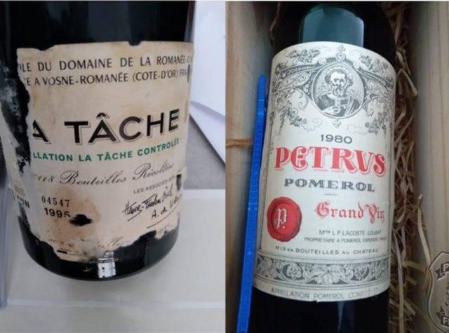PF recupera vinhos furtados do Itamaraty e avaliados em R$ 57 mil